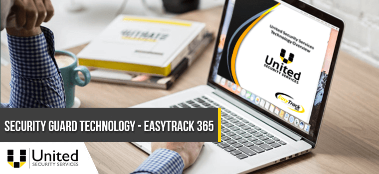 EasyTrack 365 Security Guard Technology