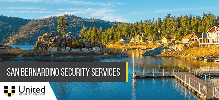 Reliable San Bernardino Security Services