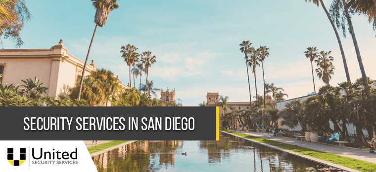 Reliable Security Services in San Diego